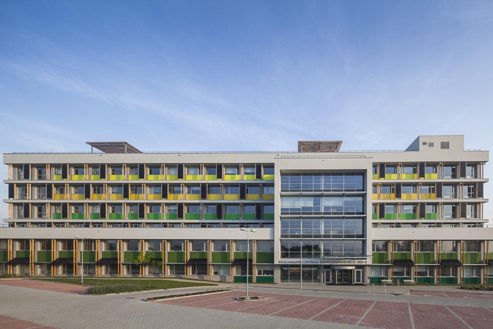 ČZU Praha, Arch. Design