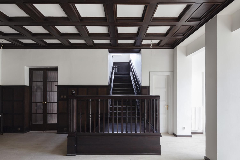 Rezidence Romaina Rollanda - rekonstrukce rezidenční vily_Arch.Design_06