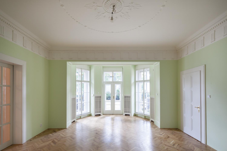 Rezidence Romaina Rollanda - rekonstrukce rezidenční vily_Arch.Design_04