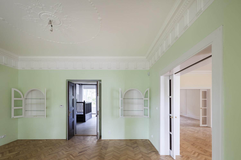 Rezidence Romaina Rollanda - rekonstrukce rezidenční vily_Arch.Design_03