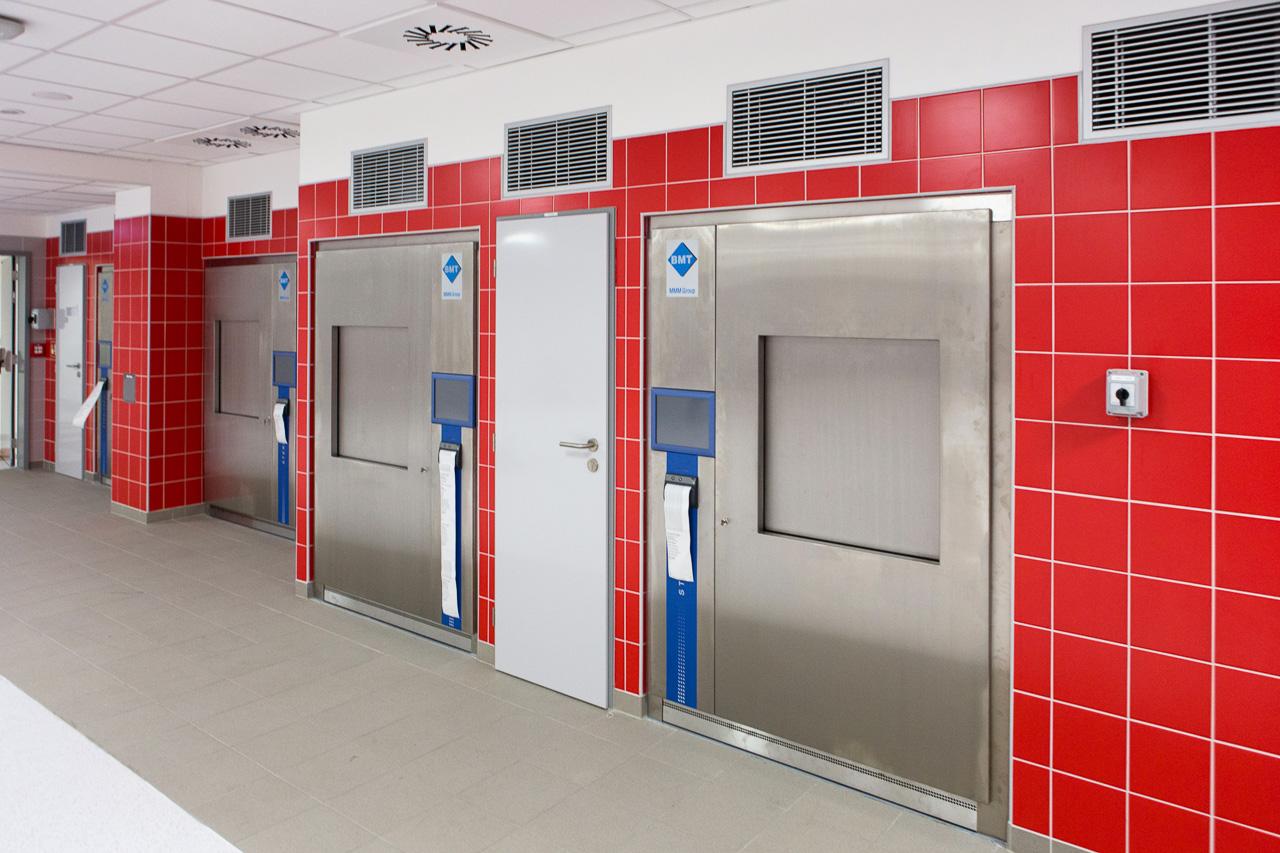 ICRC, Arch.Design