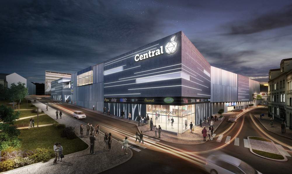 OC Central Jablonec Arch.Design