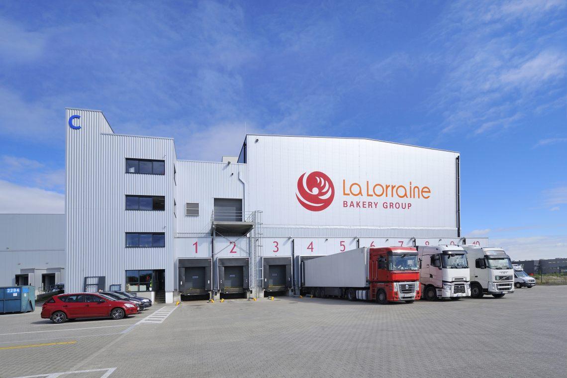 La Lorraine, Kladno-Arch.Design