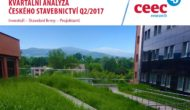 Kvartalni analyza ceskeho stavebnictvi Q2.2017