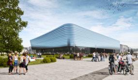 Nový pavilon BVVext01