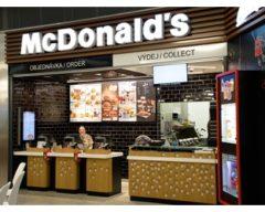 McDonald's-restaurace nove generace