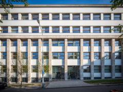 Poliklinika Zahradníkova, Brno